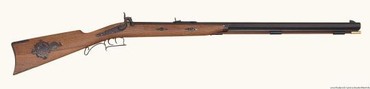 Pedersoli Perkussionsgewehr TRYON TARGET Perc .45