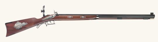 Pedersoli Perkussionsgewehr TRYON  MATCH Perc .45