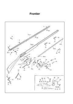 Explosionszeichnung FRONTIER Perc